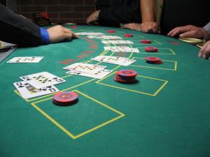 Black Jack játék a kaszinóban