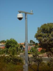 biztonsagi kamera rendszer