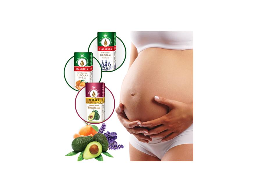 terhességi csíkok ellen