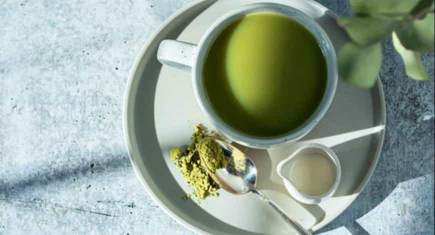 matcha tea hatása